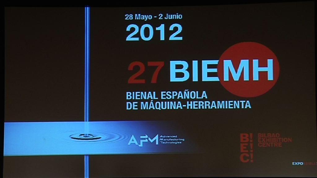 Bernabé Unda opens the Machine-Tool Biennial at the BEC  [6:38]