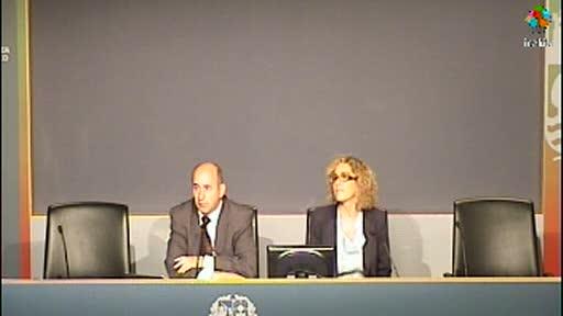 Rueda de prensa: Firma del acuerdo con Eudel para el desarrollo de las Agendas de Innovación Local [27:38]