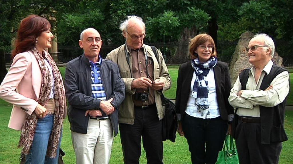 """Euskadi, """"Guernica 33 días"""" filmaren eszenatoki bihurtuko da [4:44]"""