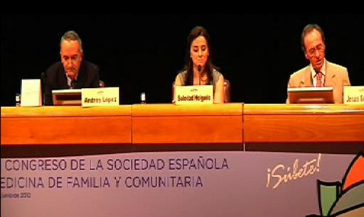 XXXII Congreso de la Sociedad Española de Medicina de Familia y Comunitaria (semFYC) (jueves. salaA1), autonomía del paciente [50:05]