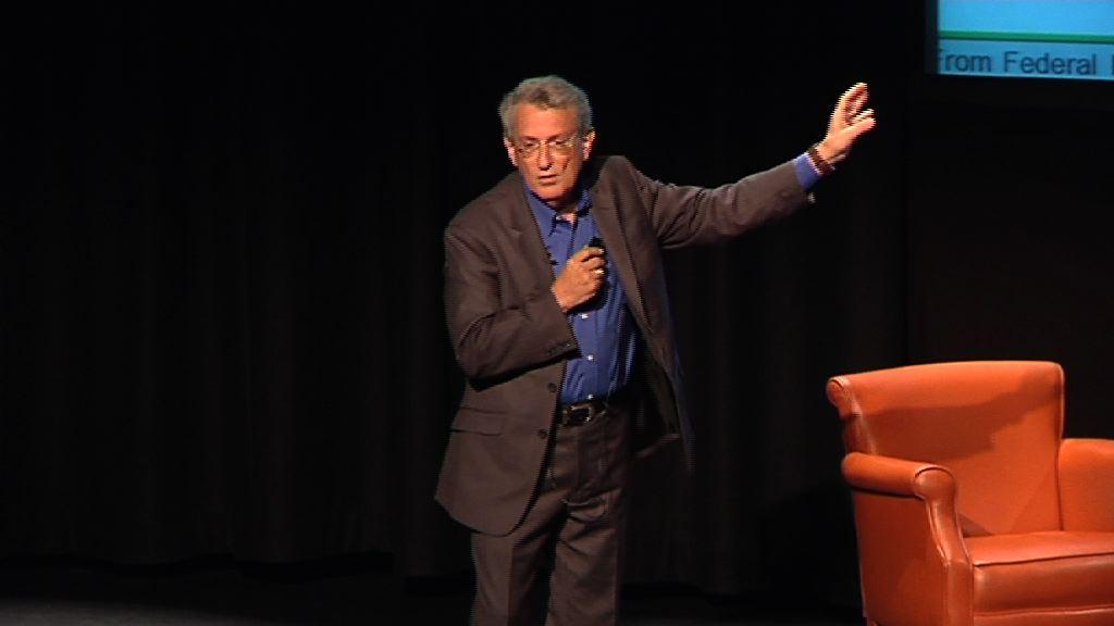 Sesión de clausura. Stanley Greenberg -ACOP2012 [66:23]