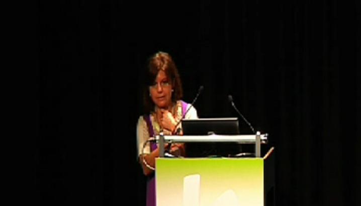 Clausura del II Encuentro Internacional de Comunicación Política-ACOP. Panel de investigación. [99:38]