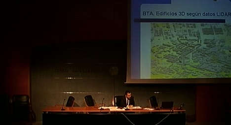 Taller de Innovación Pública: Infraestructura de Datos Espaciales de Euskadi. EUSTAT, Instituto Vasco de Estadística. [22:25]