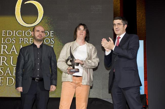 """Lehendakariak esan du Ramón Rubial Sarien irabazleak """"bizitza-ereduak"""" direla"""