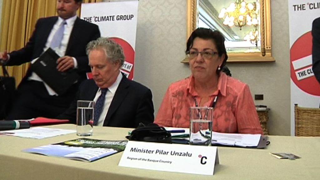 """Pilar Unzalu: """"No podemos postergar la adopción de medidas que nos hagan transitar hacia una economía verde"""" [4:22]"""