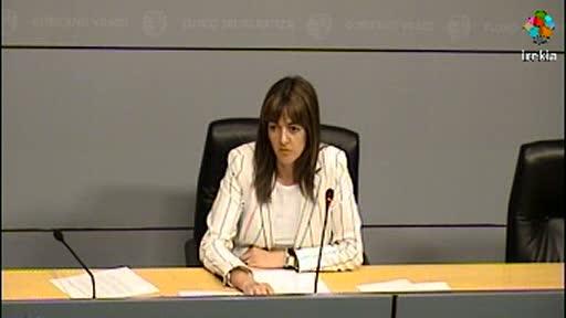 """El Gobierno Vasco zanja la polémica con Confebask para trabajar """"por el bien del país"""" [23:59]"""