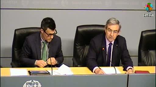 Lanbide exige a la Diputación de Bizkaia que entregue ya los 1.500 expedientes de ayudas sociales que retiene [46:47]