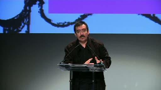 Congreso sobre la Ley de transparencia de Euskadi. Alvaro Ramirez Alujas [8:33]