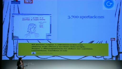Congreso sobre la Ley de transparencia de Euskadi. Helen Darbishire [18:13]