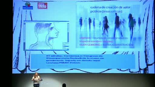 Congreso sobre la Ley de transparencia de Euskadi. Koldobike Uriarte [19:55]