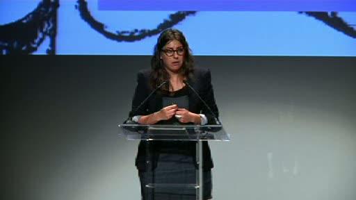 Congreso sobre la Ley de transparencia de Euskadi. Victoria Anderica [20:16]
