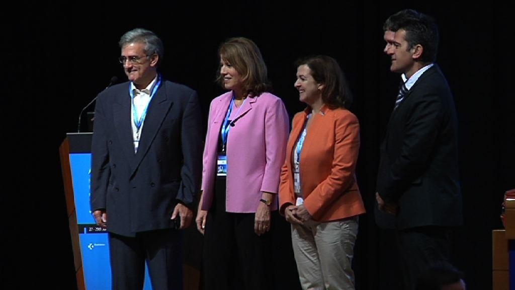 El Congreso AAL SUMMIT 2012 se clausura con la firma de la Declaración del País Vasco, plenaria IV [98:41]