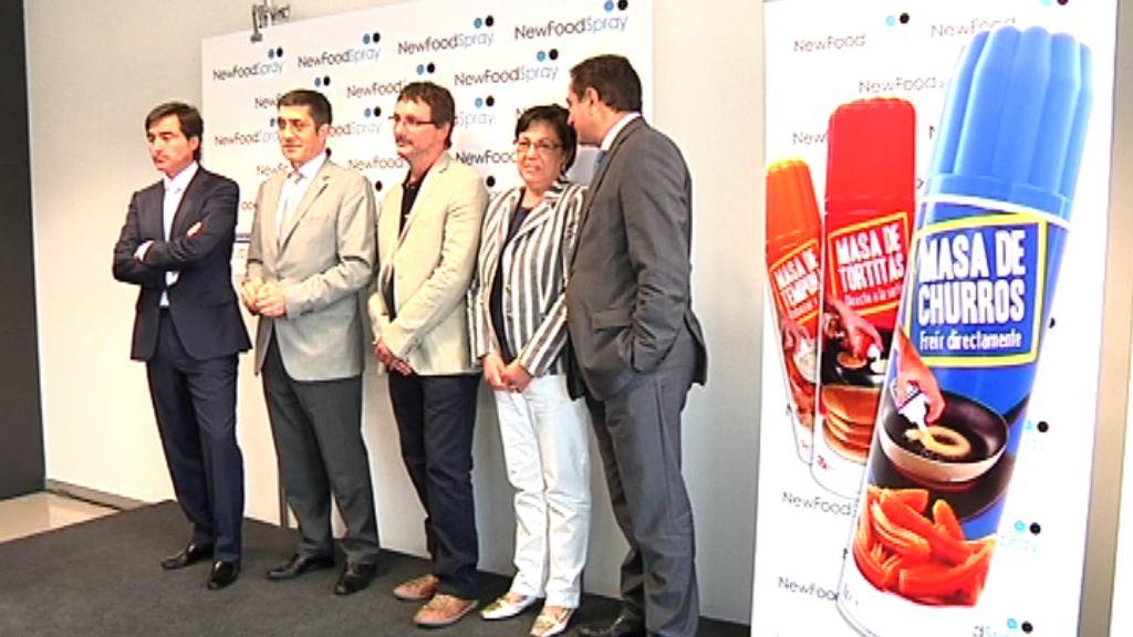 """El Lehendakari apuesta por """"crear productos novedosos para ser competitivos internacionalmente"""" [7:29]"""