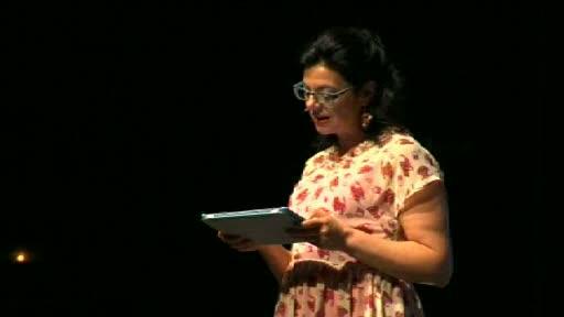 """Almudena Cacho. """"Ideas para cambiar el mundo"""" (viernes 06.07.12) [10:18]"""