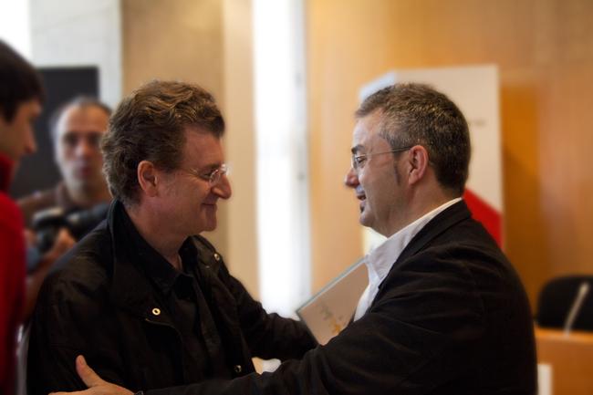 """2012 Euskadi presenta las ponencias de la 1ª jornada de """"Ideas para cambiar el mundo"""", el encuentro internacional de intelectuales que comienza hoy en Bilbao"""