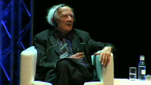 """La Modernidad Líquida ¿fue una previsión acertada del cambio de paradigma cultural?.Zygmunt  Bauman. """"Ideas para cambiar el mundo"""" (sábado 07.07.12) [29:39]"""