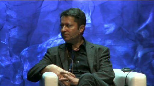 """debate Colin Vaines e Ignacio Cirac """"Ideas para cambiar el mundo"""" (sábado  07.07.12) [25:56]"""