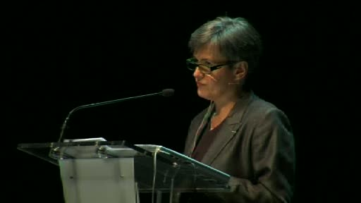 """Cultura de contacto, la lectura como democracia.Luisa Etxenike.""""Ideas para cambiar el mundo"""" (sábado 07.07.12) [19:45]"""