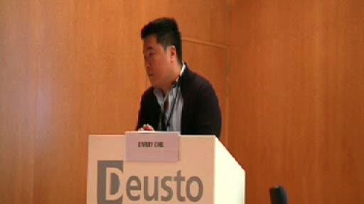 Lawrence Chu. Clinical Research Informatics Cleveland Clinic. Jornadas Salud 2.0 (Preguntas) [18:36]