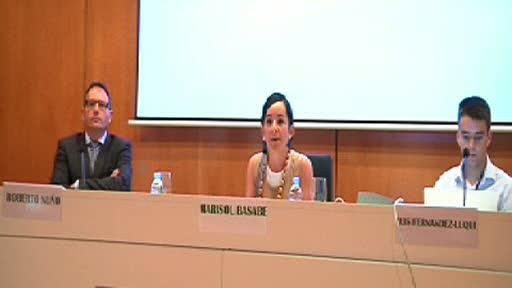 Marisol Basabe. Presentación Jornadas Salud 2.0 [2:53]