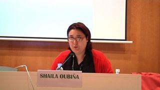 Shaila oubina