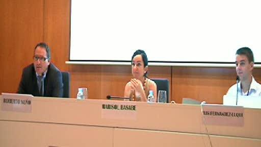 Roberto Nuño Solinis. Director o+Berri. Inauguración jornadas Salud 2.0 [3:09]