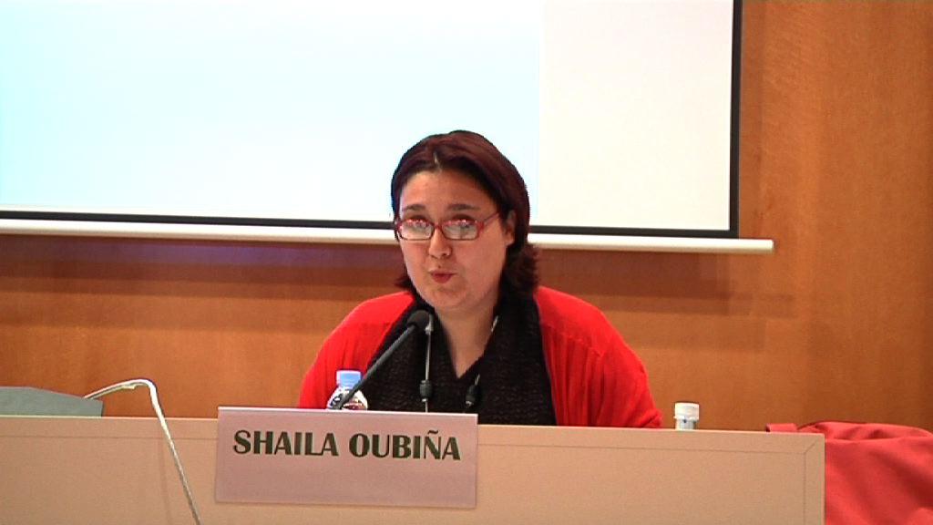 Shaila Oubiña. Pionera de la comunidad Kronet para pacientes. Mi experiencia en la comunidad de pacientes online [11:40]
