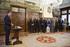 """El Lehendakari reclama que sean """"inflexibles"""" en su tarea de vigilancia a los nuevos responsables del Tribunal Vasco de Cuentas"""