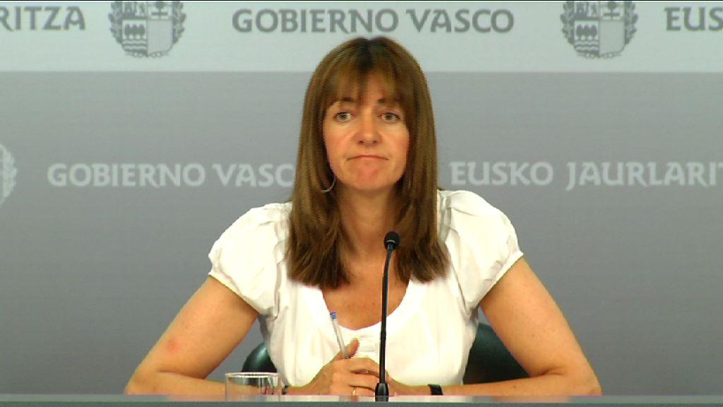 El Gobierno Vasco aprueba el proyecto de Ley de Empleo Público [42:44]
