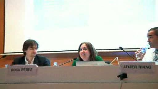 Preguntas en los talleres. Salvador Jesús Romero, Rosa Pérez y Javier Riaño. Jornadas Salud 2.0 [34:53]