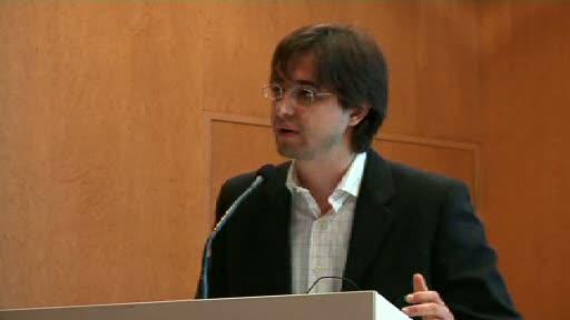 Salvador Jesús Romero. CEO, Salumedia. La oportunidad de las Apps Sanitarias [11:38]