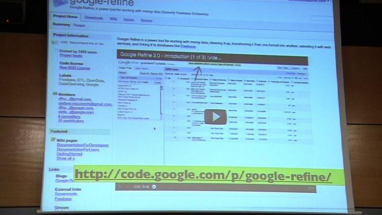 Introducción a Google Refine (Curso periodismo de datos 4/10)