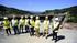 Eusko Legebiltzarreko garraio batzordeko ordezkariek Euskal Y-aren Gipuzkoako adarreko lanak bisitatu dituzte