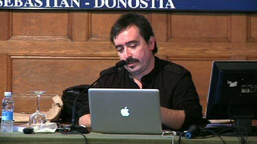 """""""Nola sortu diskurtso politiko erakargarri bat Open Governmentean oinarrituz"""". Álvaro V. Ramírez Alujas. EHUren Udako Ikastaroak (12.07.13) [65:09]"""