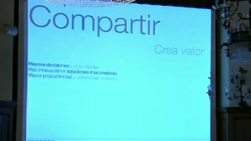 """""""Los ciberactivistas, quiénes son y qué quieren"""". Juan Zafra. Curso de verano UPV-EHU (13.07.12) [50:37]"""