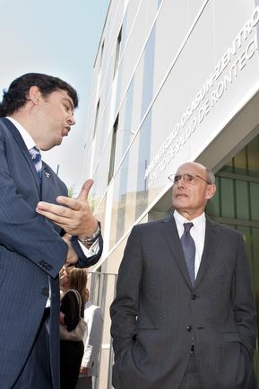 """El Lehendakari se opone """"radicalmente"""" a los recortes de Rajoy """"porque son injustos y no están dirigidos a sacarnos de la crisis"""""""
