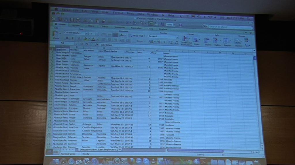 Cómo analizar datos con Excel (I)(Curso periodismo de datos 5/10) [43:06]