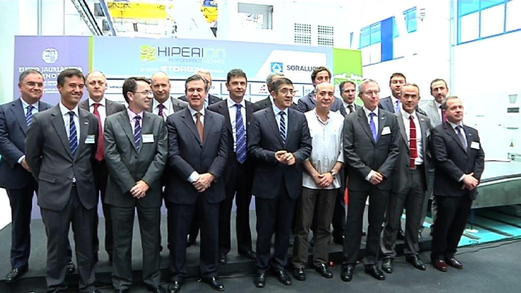 El Lehendakari anuncia la concesión de un crédito de 460 millones de euros por el Banco Europeo de Inversiones al Gobierno Vasco [12:40]