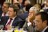 """El Lehendakari propone """"un acuerdo anticrisis"""" durante su intervención en el Forum Europa"""