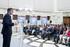 La primera promoción de becarios 'Global Training', compuesta por 430 jóvenes, se reúne en Lehendakaritza