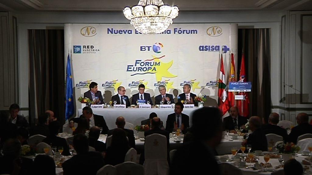 """Lehendakari: """"No apoyaré ninguna propuesta que divida a la sociedad vasca"""" [65:38]"""