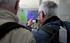 El Tranvía de Vitoria-Gasteiz recibe la visita de un grupo de Suecia