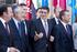 Lehendakaria Autonomia Erkidegoetako presidenteen V. batzarrera joan da
