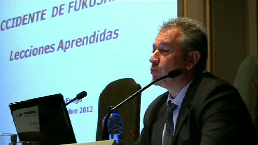 Felipe Gimeno: Jornada Técnica de Gestión de Grandes Catástrofes [43:24]