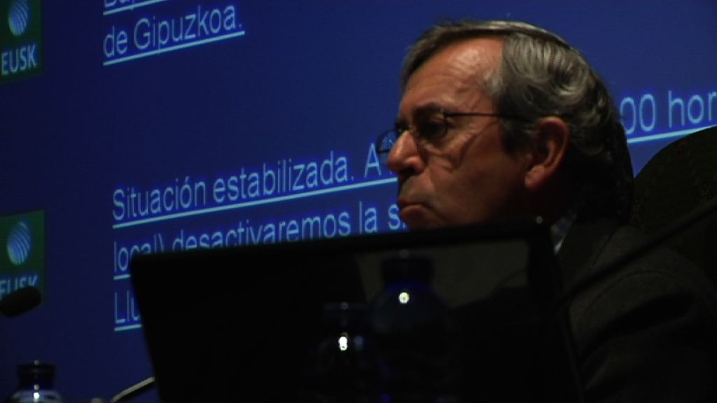Pedro Anitua: Jornada Técnica de Gestión de Grandes Catástrofes [37:08]