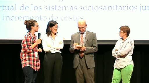 Nora Pancorbo: Berrikuntza Soziosanitarioari buruzko I. Etorbizi topaketaren 2. jardunaldia [9:45]