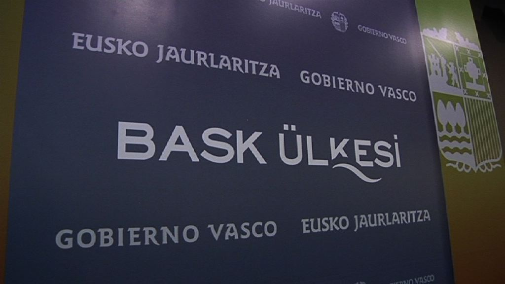 "Unda anima a ""aprovechar"" las oportunidades que ofrece Turquía para Euskadi [6:07]"