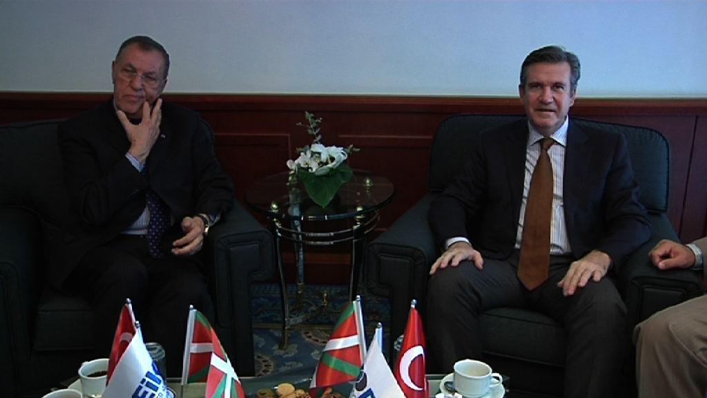 Turquía abre posibilidades de negocio a empresas vascas en materia energética, Bernabé Unda [17:40]