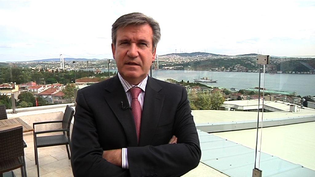 La misión encabezada por Unda abre a las empresas vascas expectativas de futuro en el mercado de Turquía [4:24]