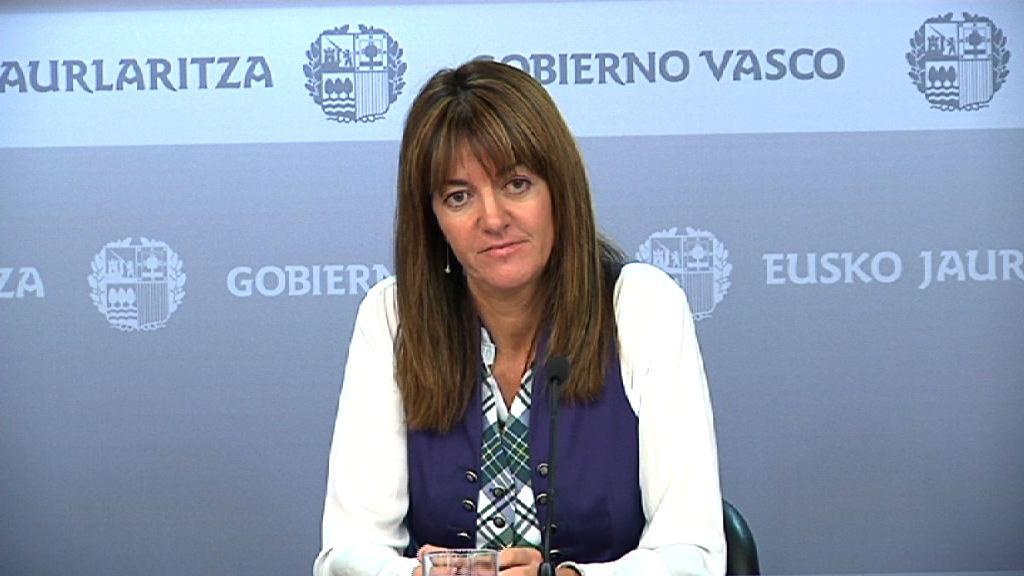 """Mendia considera que """"los casos de Escocia y Catalunya son totalmente diferentes"""" [21:44]"""